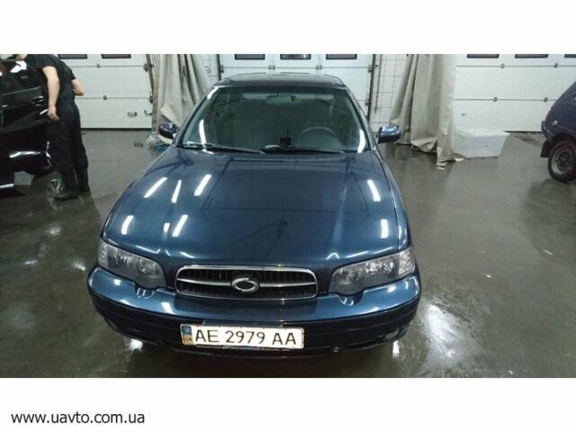 Синій Самсунг SM5, об'ємом двигуна 1.8 л та пробігом 170 тис. км за 4385 $, фото 1 на Automoto.ua