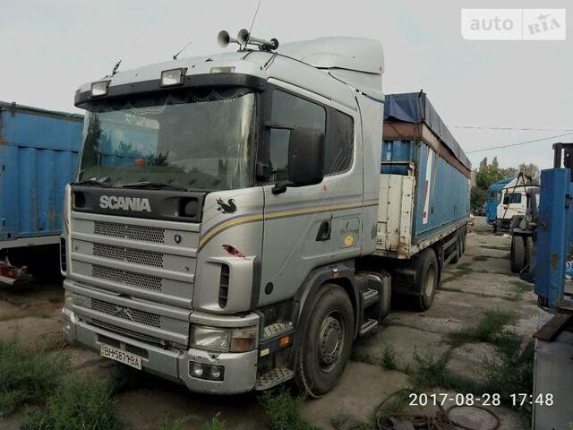 Сканиа 144, объемом двигателя 0 л и пробегом 500 тыс. км за 10000 $, фото 1 на Automoto.ua