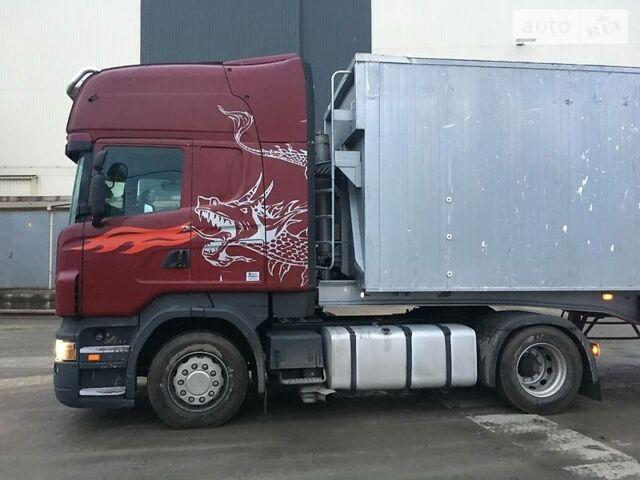 Красный Сканиа Р 400, объемом двигателя 0 л и пробегом 840 тыс. км за 25300 $, фото 1 на Automoto.ua