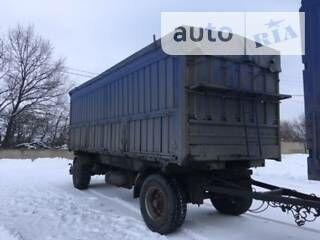 Шмітз АВФ 18, об'ємом двигуна 0 л та пробігом 1 тис. км за 6000 $, фото 1 на Automoto.ua