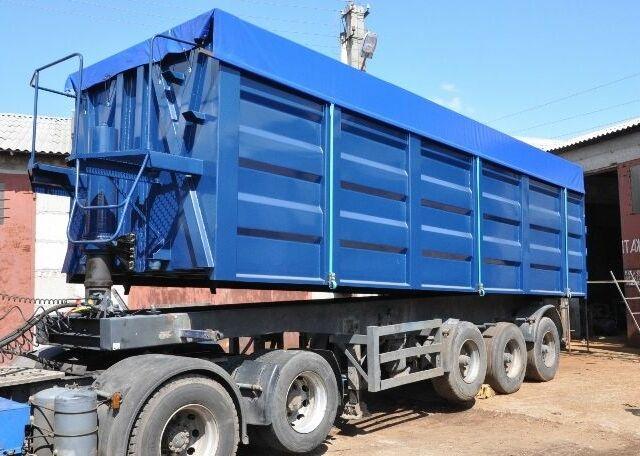 Синий Шмитц Каргобулл C01, объемом двигателя 0 л и пробегом 10 тыс. км за 16654 $, фото 1 на Automoto.ua