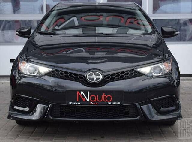 Черный Сцион iM, объемом двигателя 1.8 л и пробегом 59 тыс. км за 12300 $, фото 1 на Automoto.ua