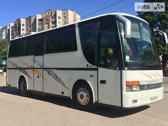 Белый Сетра С 309, объемом двигателя 9.6 л и пробегом 680 тыс. км за 30000 $, фото 1 на Automoto.ua