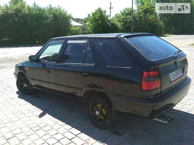 Чорний Шкода Феліція, об'ємом двигуна 1.6 л та пробігом 160 тис. км за 2600 $, фото 1 на Automoto.ua