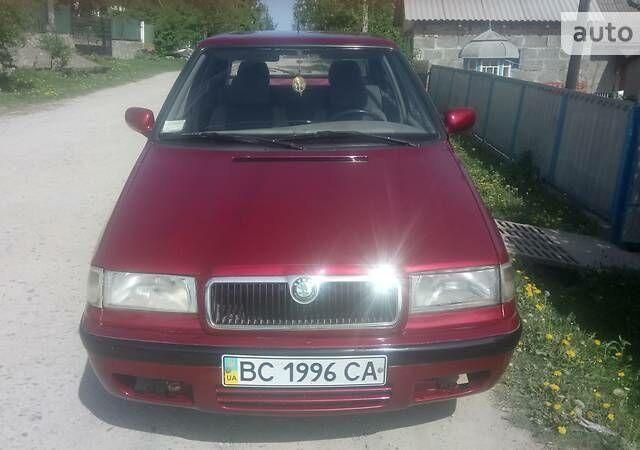 Красный Шкода Фелиция, объемом двигателя 0 л и пробегом 315 тыс. км за 3100 $, фото 1 на Automoto.ua