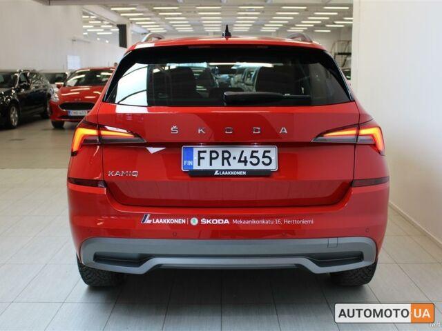 купить новое авто Шкода KAMIQ 2021 года от официального дилера Прага Авто Шкода фото