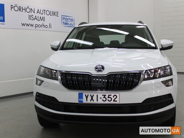 купить новое авто Шкода Karoq 2021 года от официального дилера Прага Авто Шкода фото