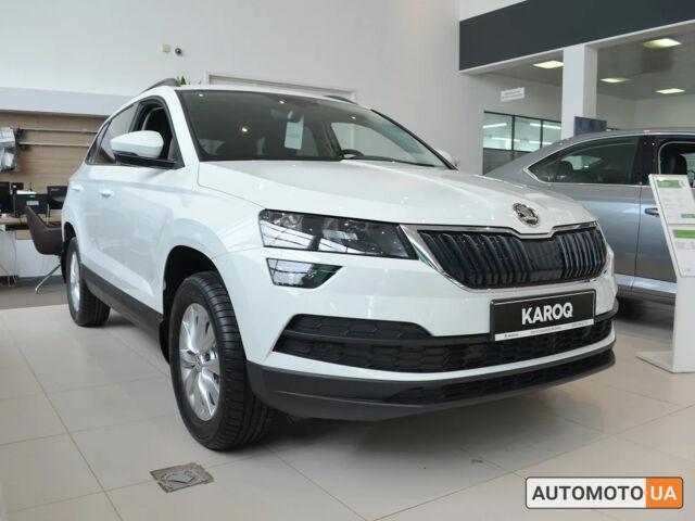 купить новое авто Шкода Karoq 2021 года от официального дилера Альянс-ИФ ŠKODA Шкода фото