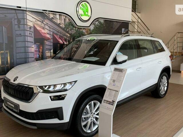 купить новое авто Шкода Kodiaq 2021 года от официального дилера Автоцентр-Кременчук Шкода фото