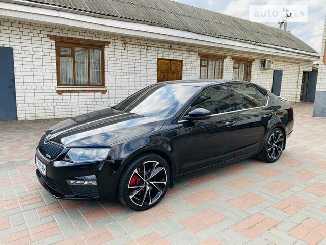 Черный Шкода Октавия, объемом двигателя 2 л и пробегом 75 тыс. км за 23500 $, фото 1 на Automoto.ua