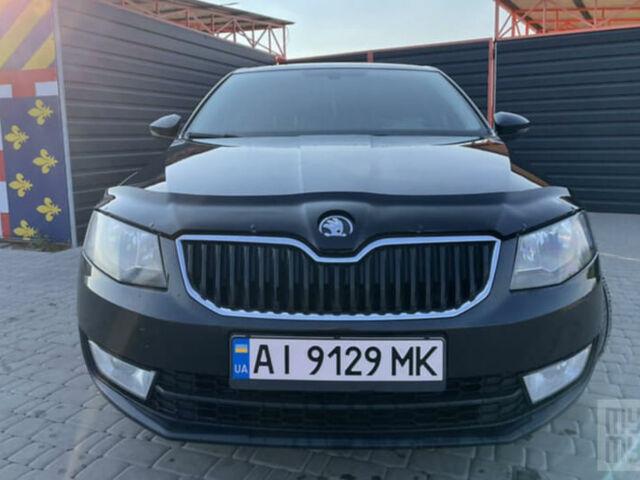 Черный Шкода Октавия, объемом двигателя 1.4 л и пробегом 169 тыс. км за 10950 $, фото 1 на Automoto.ua