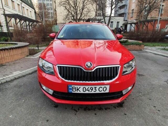 Красный Шкода Октавия, объемом двигателя 1.6 л и пробегом 206 тыс. км за 12700 $, фото 1 на Automoto.ua