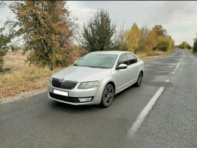 Серый Шкода Октавия, объемом двигателя 1.4 л и пробегом 156 тыс. км за 10499 $, фото 1 на Automoto.ua