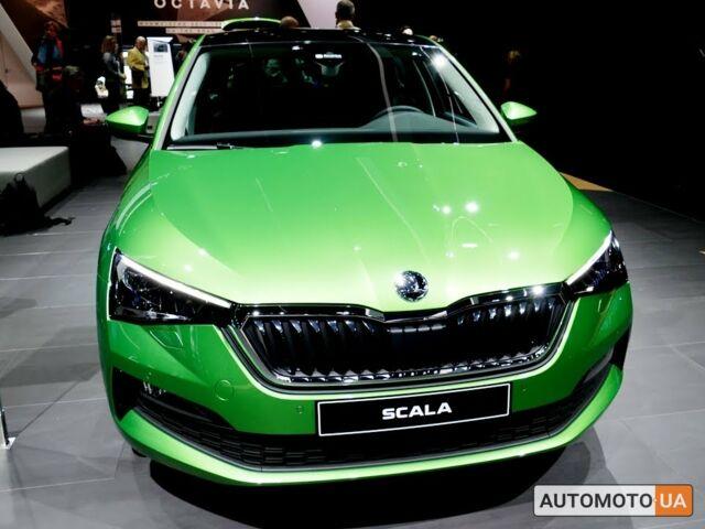 купить новое авто Шкода Scala 2021 года от официального дилера Альянс-ИФ ŠKODA Шкода фото