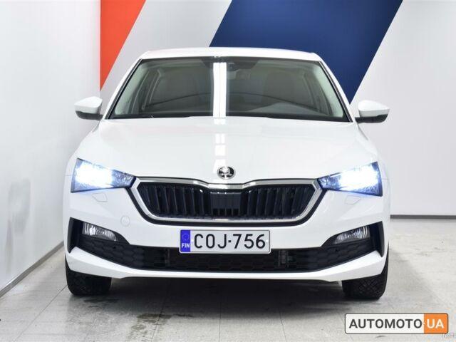 купить новое авто Шкода Scala 2021 года от официального дилера Прага Авто Шкода фото