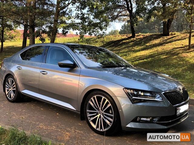 купить новое авто Шкода SuperB 2020 года от официального дилера Альянс-ИФ ŠKODA Шкода фото
