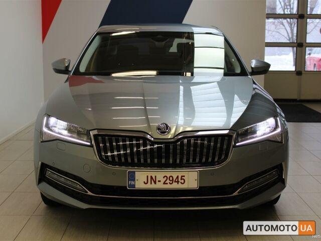 купить новое авто Шкода SuperB 2021 года от официального дилера Прага Авто Шкода фото