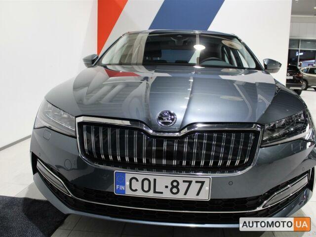 купити нове авто Шкода SuperB 2021 року від офіційного дилера Прага Авто Шкода фото