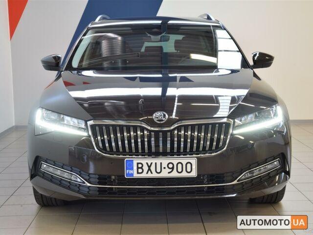 купить новое авто Шкода SuperB Combi 2021 года от официального дилера Прага Авто Шкода фото