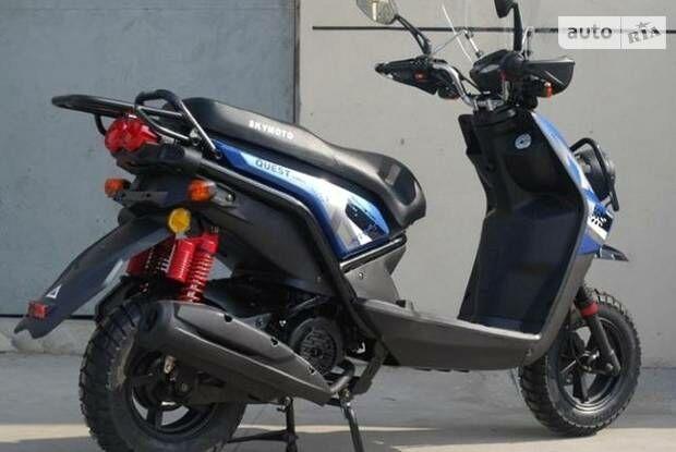 СкайМото Квест, объемом двигателя 0 л и пробегом 1 тыс. км за 0 $, фото 1 на Automoto.ua