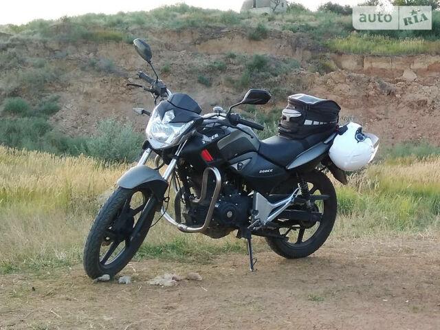 Чорний СкайМото Тігр, об'ємом двигуна 0.2 л та пробігом 5 тис. км за 999 $, фото 1 на Automoto.ua