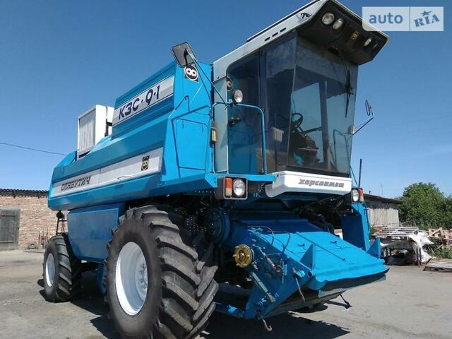 Синий Славутич КЗС 9-1, объемом двигателя 14.8 л и пробегом 1 тыс. км за 22300 $, фото 1 на Automoto.ua