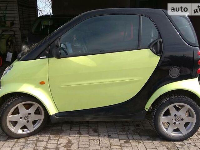 Зеленый Смарт Пульс, объемом двигателя 7 л и пробегом 107 тыс. км за 4200 $, фото 1 на Automoto.ua