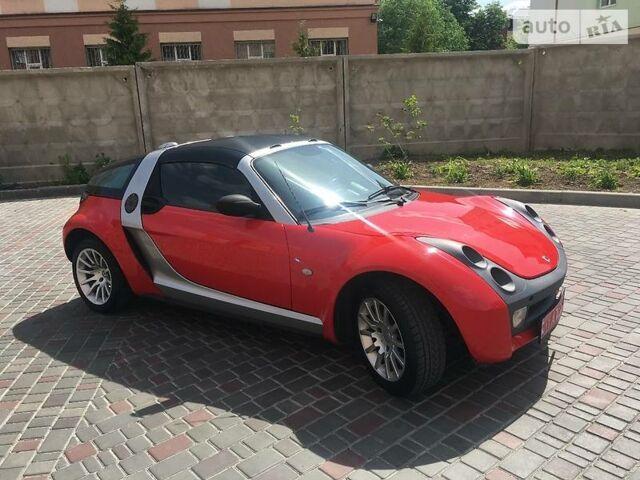 Червоний Смарт Roadster, об'ємом двигуна 0.7 л та пробігом 116 тис. км за 7100 $, фото 1 на Automoto.ua