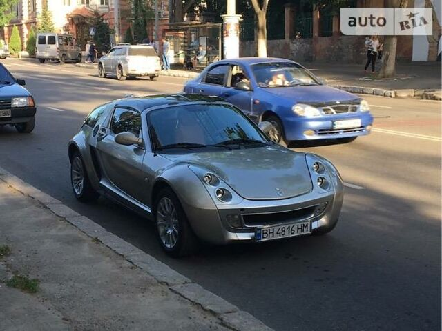 Смарт Roadster, об'ємом двигуна 0.7 л та пробігом 143 тис. км за 7200 $, фото 1 на Automoto.ua