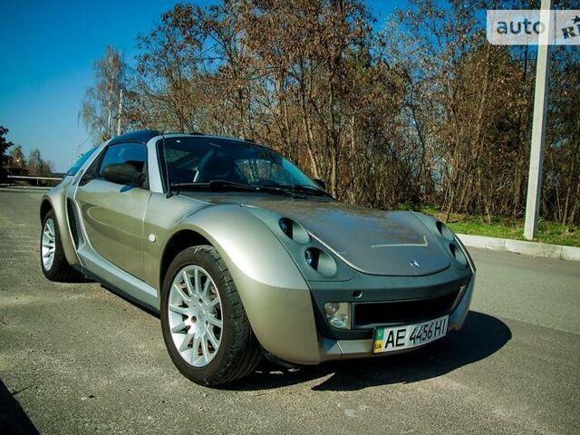 Смарт Roadster, об'ємом двигуна 0.7 л та пробігом 204 тис. км за 6500 $, фото 1 на Automoto.ua
