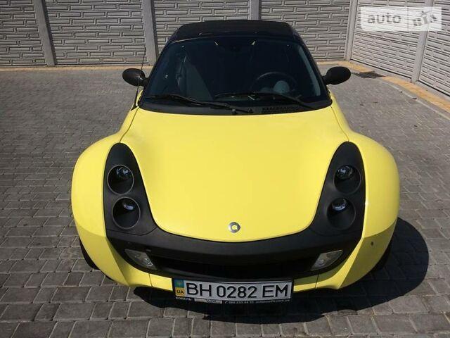 Жовтий Смарт Roadster, об'ємом двигуна 0.7 л та пробігом 140 тис. км за 6500 $, фото 1 на Automoto.ua