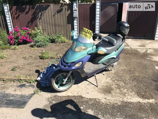 Зелений Спід Гір 150, об'ємом двигуна 0.15 л та пробігом 16 тис. км за 420 $, фото 1 на Automoto.ua