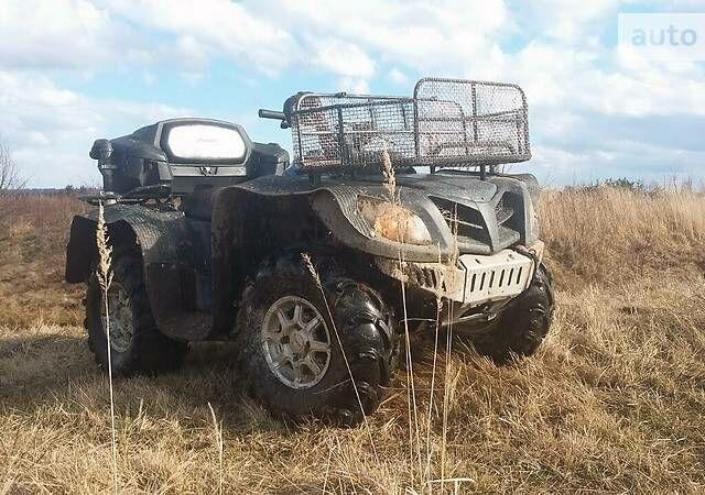 Черный Стелс АТВ, объемом двигателя 0.7 л и пробегом 5 тыс. км за 3200 $, фото 1 на Automoto.ua