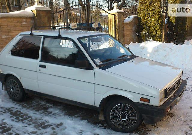 Субару Джасти, объемом двигателя 1 л и пробегом 77 тыс. км за 950 $, фото 1 на Automoto.ua