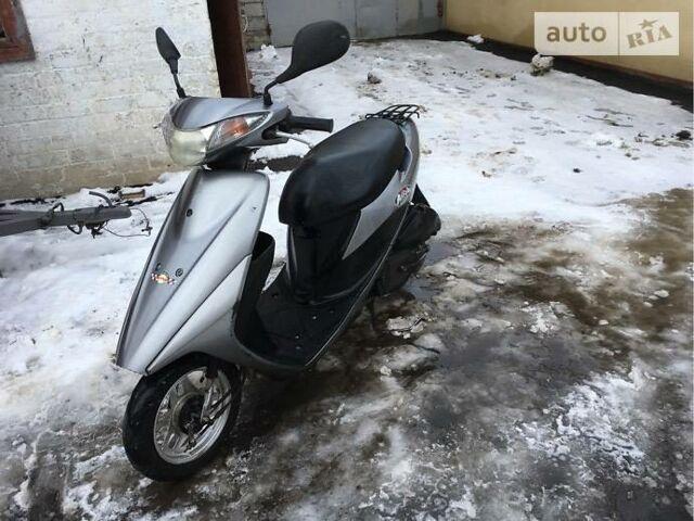 Сірий Сузукі 50, об'ємом двигуна 0.5 л та пробігом 14 тис. км за 300 $, фото 1 на Automoto.ua