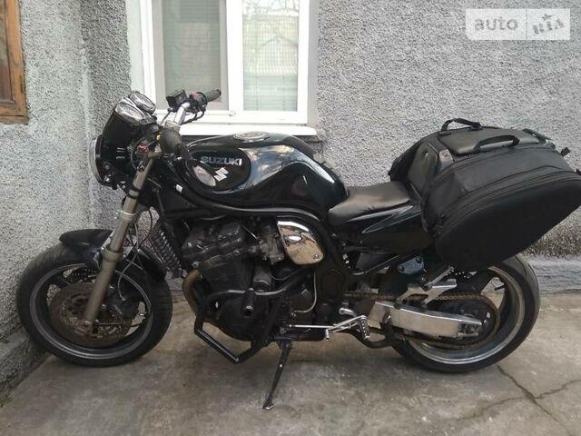 Черный Сузуки ГСФ, объемом двигателя 1.2 л и пробегом 55 тыс. км за 3600 $, фото 1 на Automoto.ua