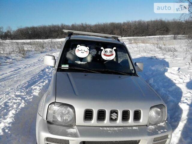Сузуки Джимни, объемом двигателя 1.3 л и пробегом 83 тыс. км за 9500 $, фото 1 на Automoto.ua