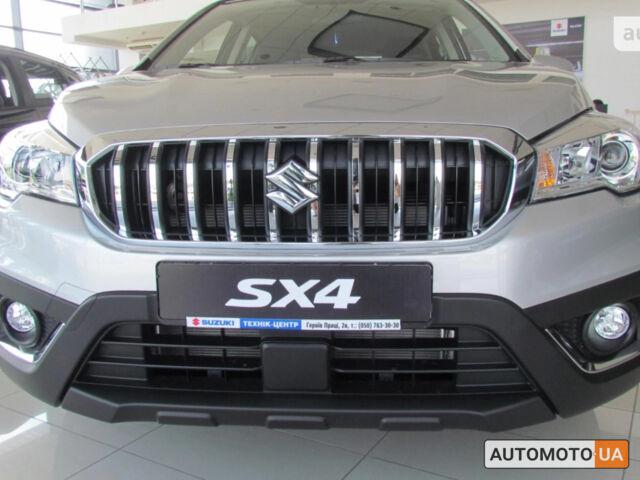 купить новое авто Сузуки СХ4 2021 года от официального дилера Техник-Центр Suzuki Сузуки фото