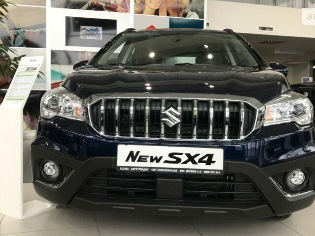 купить новое авто Сузуки СХ4 2021 года от официального дилера Suzuki Авто Сузуки фото