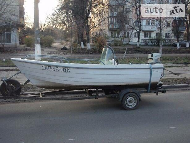 Белый Терхи Нордик, объемом двигателя 2.5 л и пробегом 1 тыс. км за 2850 $, фото 1 на Automoto.ua