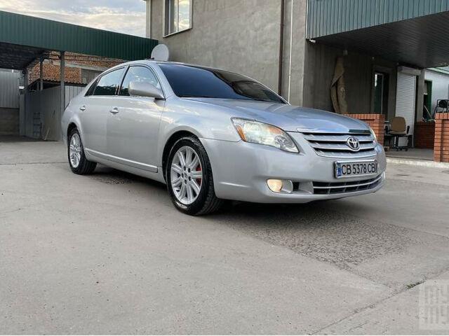 Серый Тойота Авалон, объемом двигателя 3.5 л и пробегом 214 тыс. км за 8000 $, фото 1 на Automoto.ua