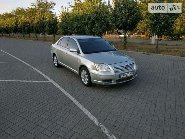 Серый Тойота Авенсис, объемом двигателя 2 л и пробегом 252 тыс. км за 7999 $, фото 1 на Automoto.ua