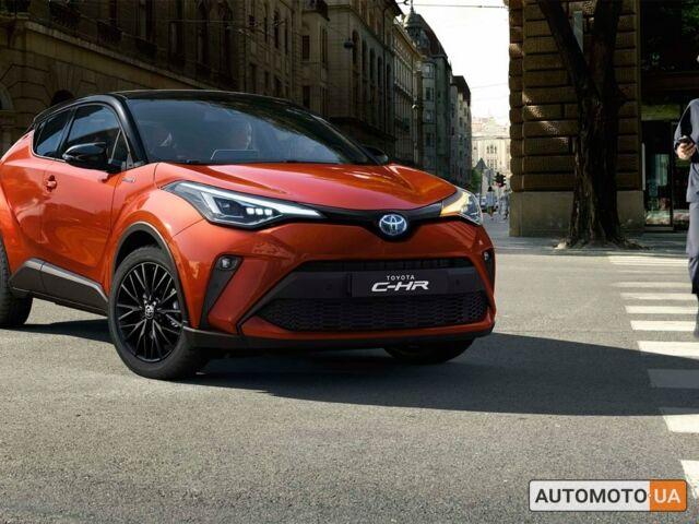 Тойота C-HR, объемом двигателя 1.2 л и пробегом 0 тыс. км за 26093 $, фото 1 на Automoto.ua