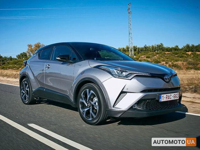 Тойота C-HR, объемом двигателя 1.8 л и пробегом 0 тыс. км за 35558 $, фото 1 на Automoto.ua