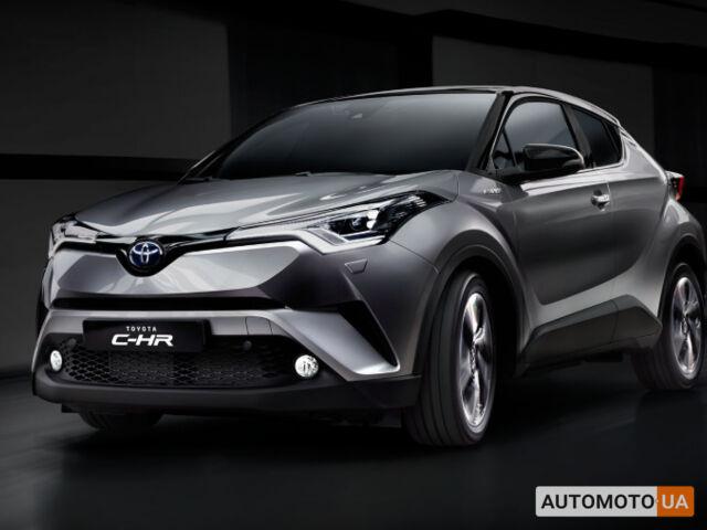 Тойота C-HR, объемом двигателя 1.8 л и пробегом 0 тыс. км за 35069 $, фото 1 на Automoto.ua