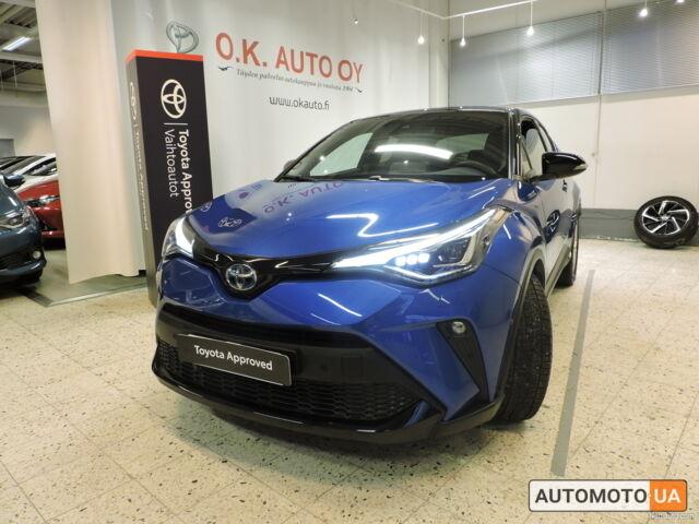 купить новое авто Тойота C-HR 2020 года от официального дилера Автосамит на Столичном Тойота фото