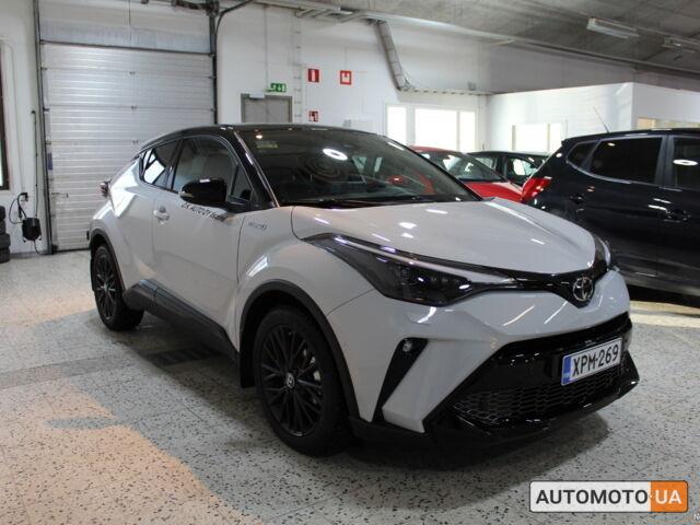купить новое авто Тойота C-HR 2021 года от официального дилера Премиум Моторс Тойота фото