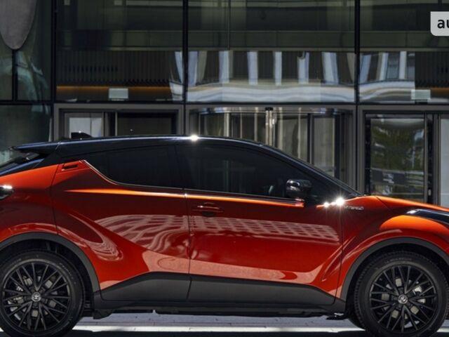 Тойота C-HR, объемом двигателя 1.2 л и пробегом 0 тыс. км за 31003 $, фото 1 на Automoto.ua
