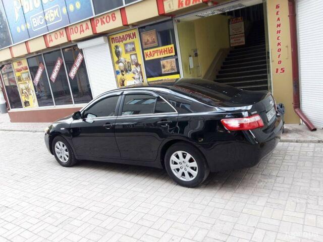 Черный Тойота Камри, объемом двигателя 0 л и пробегом 228 тыс. км за 10800 $, фото 1 на Automoto.ua
