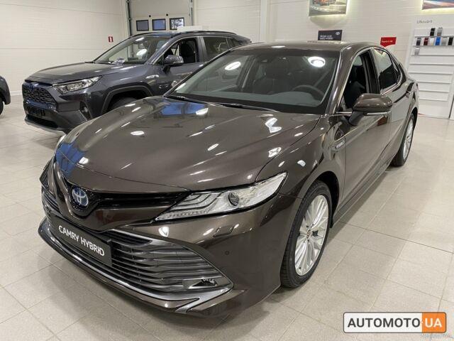 Тойота Камри, объемом двигателя 2.5 л и пробегом 0 тыс. км за 283574 $, фото 1 на Automoto.ua